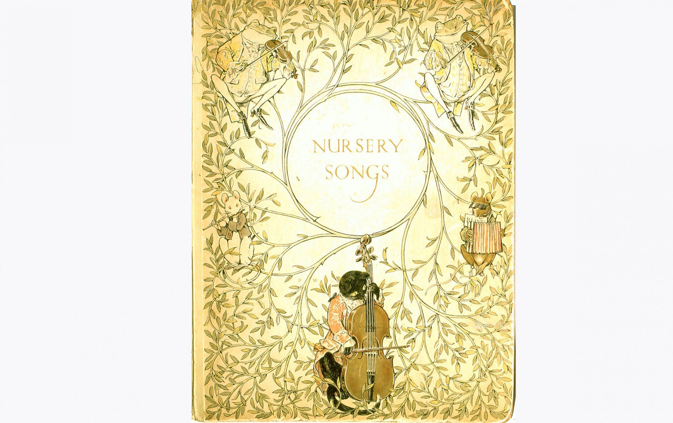 Woodroffe Nursery Songs canvas 1